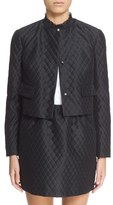 RED Valentino 'Cloquet' Quilted Jacket