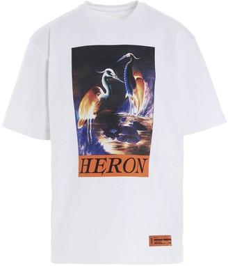 Heron Preston Times Crewneck T-Shirt