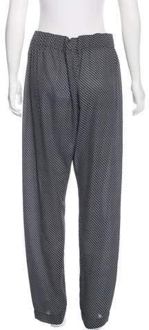 Tomas Maier High-Rise Straight-Leg Pants w/ Tags
