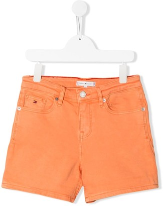 Tommy Hilfiger Junior TEEN denim shorts
