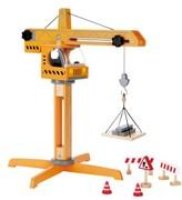 Hape Infant Crane Lift Toy