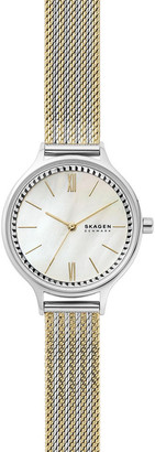 Skagen Anita Two Tone Analogue