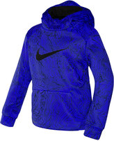 Nike Little Boys' Graphic-Print Thermal Hoodie