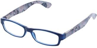 Peepers Women's Flashback - Blue/tie-dye 2499250 Rectangular Reading Glasses