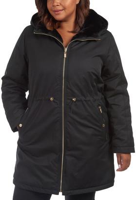 Rachel Roy Plus Medium Coat