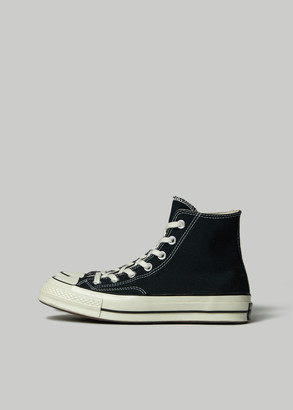 Converse Chuck 70 High Shoes in Black Size 10.5 Textile/Rubber
