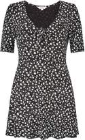 Miss Selfridge Petite Printed Tea Dress