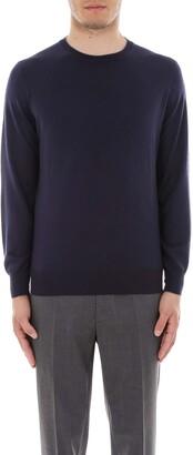 Brunello Cucinelli Crew Neck Knit Sweater