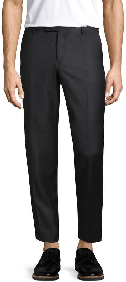 The Kooples Men's Sleek Straight Fit Wool Trousers