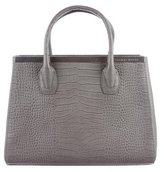 Thomas Wylde Embossed Leather Tote
