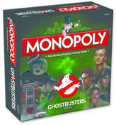 Board Games Ghostbusters Monopoly