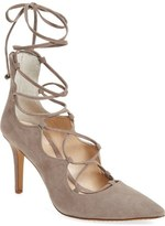 Vince Camuto 'Barsha' Lace-up Pump (Women) (Nordstrom Exclusive)