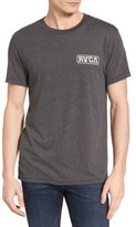 RVCA Men's Suzuki Sign Graphic T-Shirt