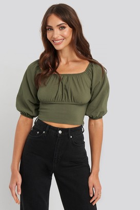 Trendyol Yol Crop Top