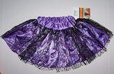 Martha Stewart Pets Purple Bat Tutu Skirt Dog Costume Small Or Large Halloween