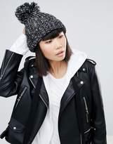 Eugenia Kim Genie By Riley Navy Hat With Pom Pom