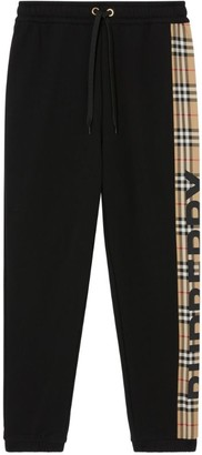 Burberry Icon Stripe Sweatpants