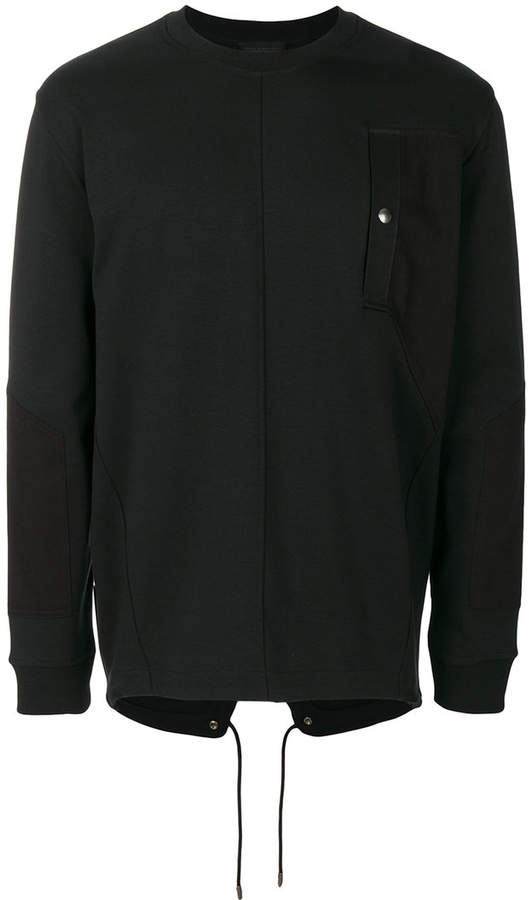 Diesel Black Gold crew neck top