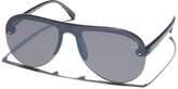 Cheap Monday Gazer Sunglasses Black