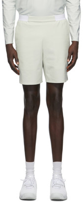 JACQUES Off-White Performance Shorts