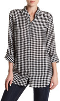 Casual Studio Gingham Blouse