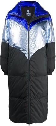Isabel Marant Crayao padded coat