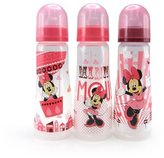 The First Years Disney Baby Minnie Mouse Slim Bottles, 9 Oz., 3 Pk by