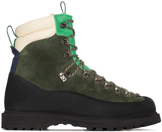 Diemme Everest suede hiking boots