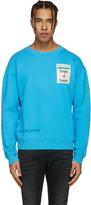 Enfants Riches Deprimes Blue tropic Of Cancer Sweatshirt