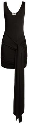 Galvan Corona Jersey Mini Dress - Womens - Black