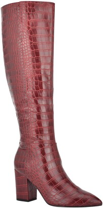 Nine West Adaly Pointed Toe Boot