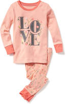 "Old Navy ""Love"" Sleep Set for Toddler & Baby"