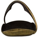 R & Y Augousti R&Y Augousti Shagreen Decorative Basket
