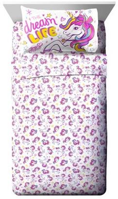 Jo-Jo Jojo Dream Unicorn Full Sheet Set