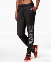 Nike Dri-FIT Just Do It Light Weight Fleece Pants