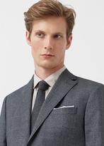 MANGO MAN Prince Of Wales Suit Blazer