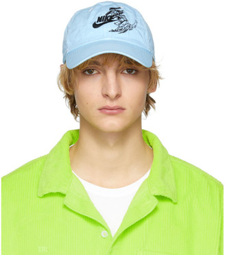 Nike Erl ERL Blue Edition Six-Panel Witch Cap