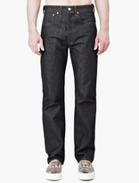 Levi's Indigo 1947 501 Rigid Jeans