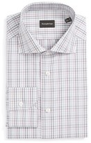 Ermenegildo Zegna Regular Fit Check Dress Shirt