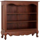 Queen Ann Small Bookcase