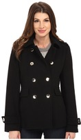 Calvin Klein Double Breasted Wool Coat Women's Coat