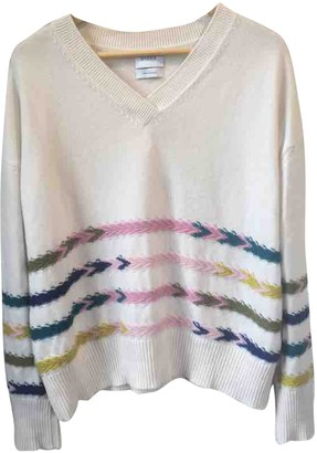 Barrie White Cashmere Knitwear