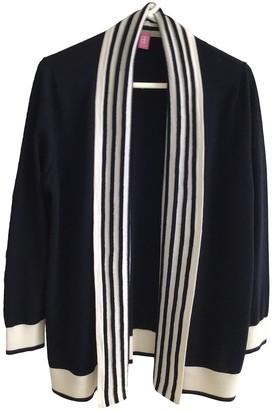 Basler Navy Wool Knitwear for Women