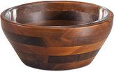 Picnic Time Heritage Collection by Fabio Viviani Medium Acacia Wood Nesting Bowl