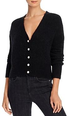 Just Female Rebelo V-Neck Cardigan Sweater