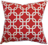 Brayden Studio Sessums 100% Cotton Throw Pillow
