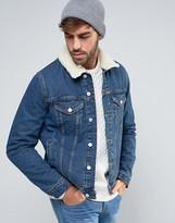 jeans jacke fell herren shopstyle deutschland. Black Bedroom Furniture Sets. Home Design Ideas