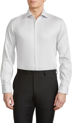 John Varvatos Slim Fit Stretch Dress Shirt