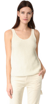 Vince Textured Knit Tank