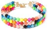 Venessa Arizaga Women's Candy Queen Imitation Pearl Choker